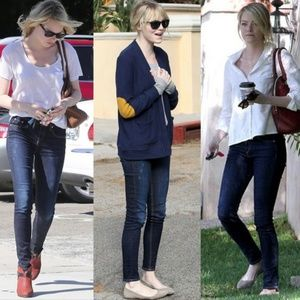 RAG & BONE Skinny Stretch Jeans KENSINGTON